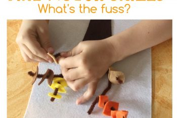 Fine Motor Skills- What's the Fuss?