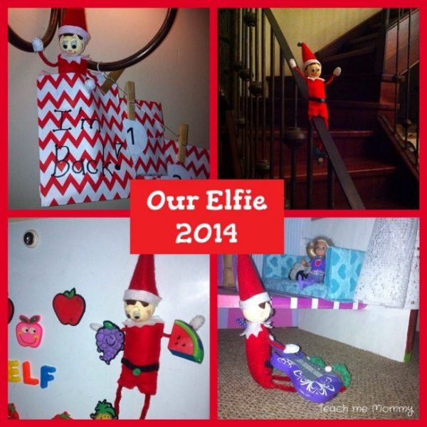 Elfie Arrives