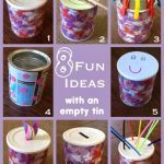 Fun Ideas for a tin