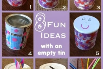 Fun Ideas for a tin