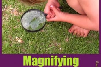 Simple Science: Magnifying Glass Discoveries