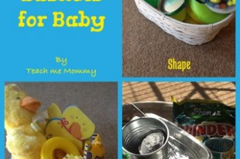 Discovery Baskets for Baby
