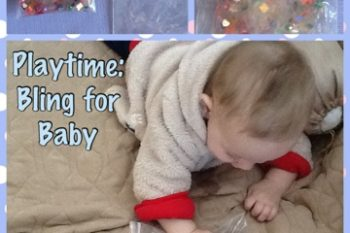 Playtime: Bling for Baby
