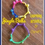 Jingle Bells Learning activity and Craft