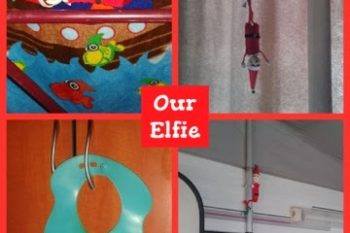 Our Elfie: Day 13-25
