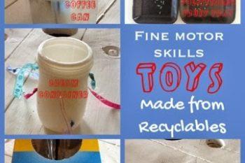 DIY Fine motor skills Toys