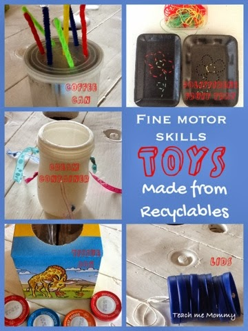 Diy fine motor skills toys teach me mommy for Toys to help with fine motor skills