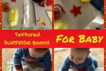 Textured Surprise Board