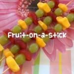 Fruit-on-a-stick