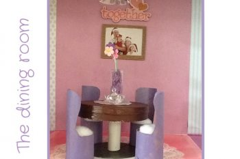 Upcycled Doll House #2