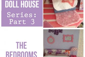 Upcycled Dollhouse #3