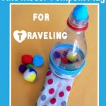 Travel pompom play