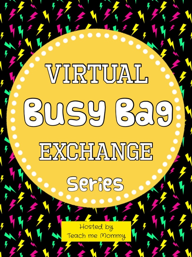 Virtual Busy Bag Exchange Series