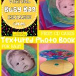 Textured Photo Book for Baby