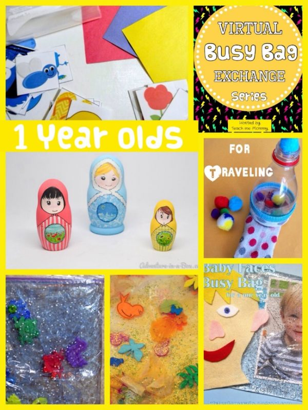 Roundup Busy Bags For 1 Year Olds Teach Me Mommy