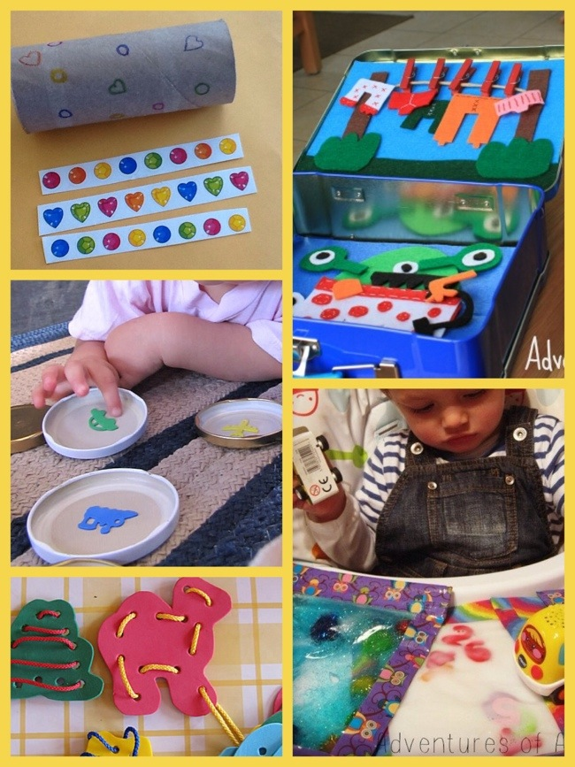 Roundup Busy Bags For 2 Year Olds Teach Me Mommy