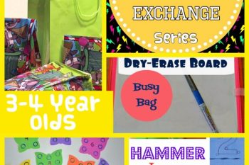 Roundup- Busy Bags for 3 and 4 year olds