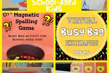 Roundup- Busy Bags for School-aged Kids