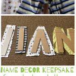 Name decor