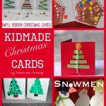 Kidmade cards