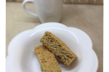South African Breakfast Bran Rusks
