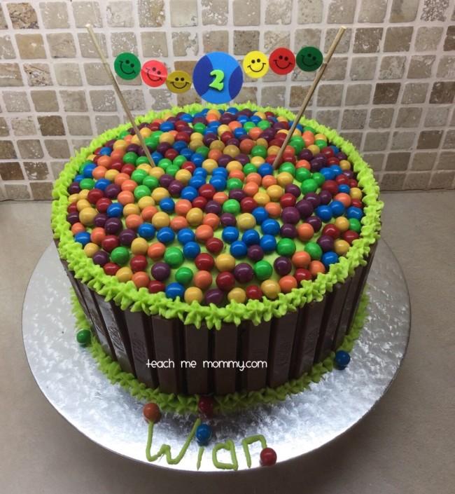 Ball Themed Birthday Cakes Ball Themed Cake