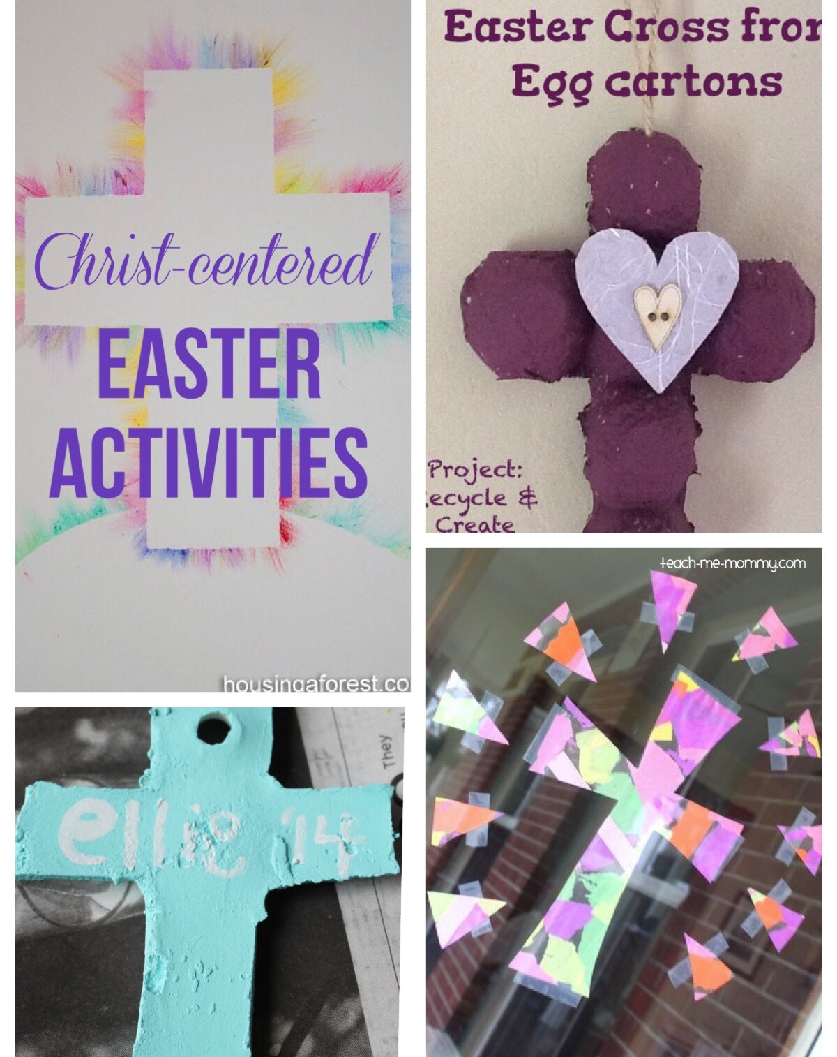 christ centered easter activities teach me mommy