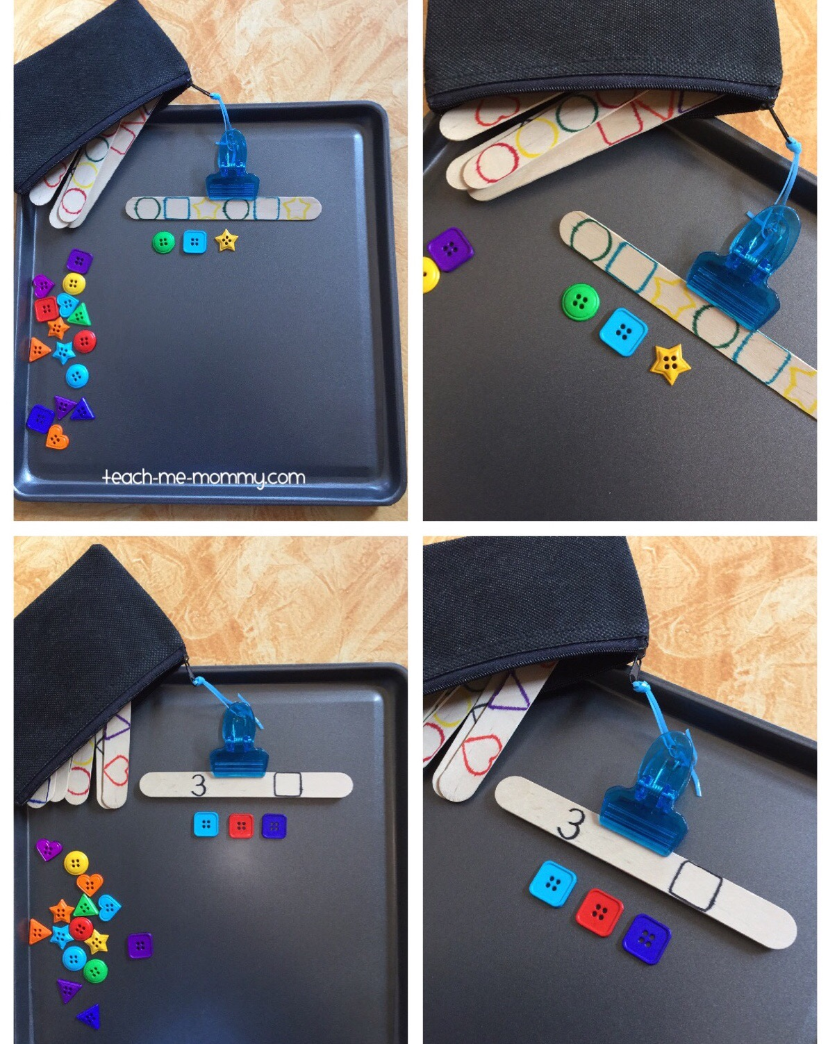 patterning/counting