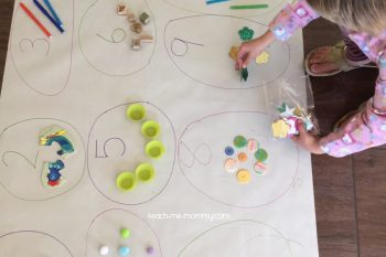 Simple Counting Fun Activity