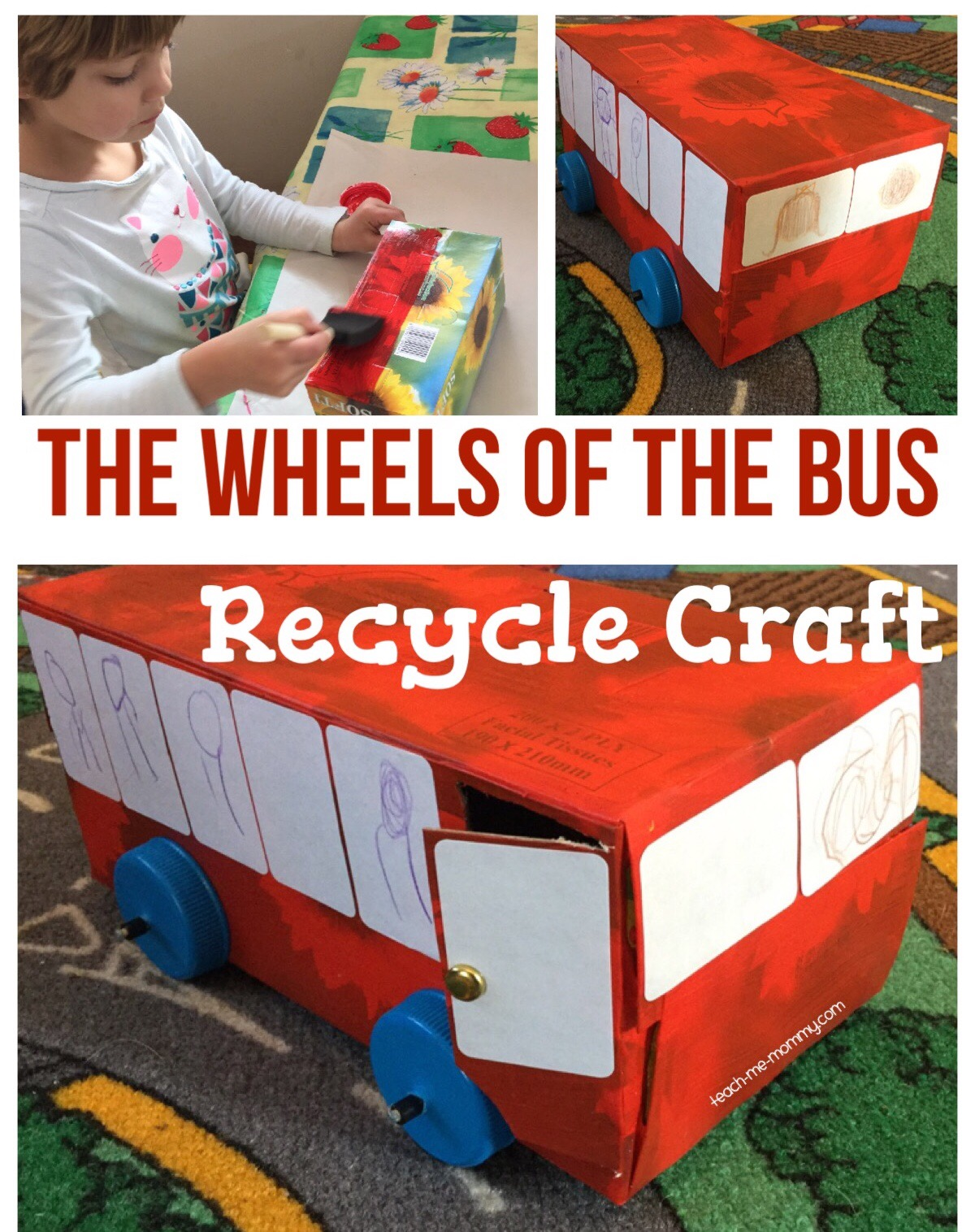 wheels pf the bus craft