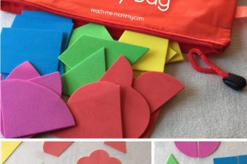Shape Puzzles Busy Bag