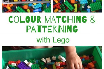 Lego Colour Matching & Patterning