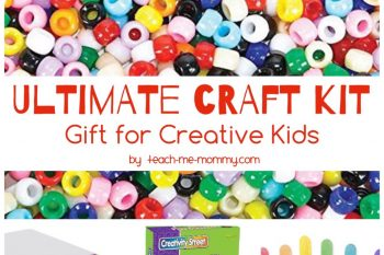 The Ultimate Craft Kit for Creative Kids
