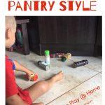 Bowling: Pantry Style
