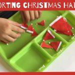 Sorting Christmas Hats