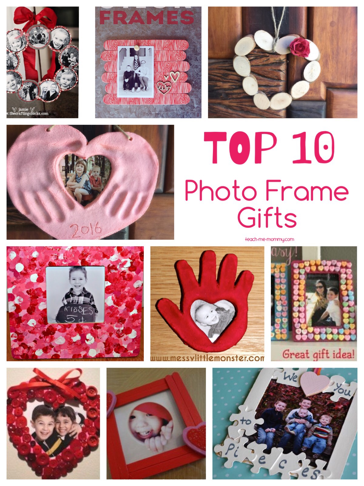 top 10 frames