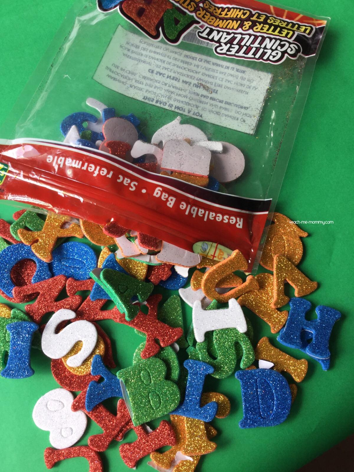 craft foam stickers