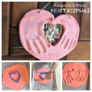 Heart keepsake