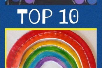 Top Ten DIY Rainbow Puzzles