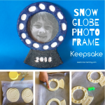 snow globe keepsake
