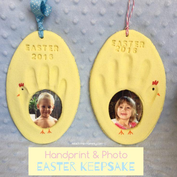 Easter keepsake