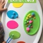 Fine Motor & Colour Sorting Eggs