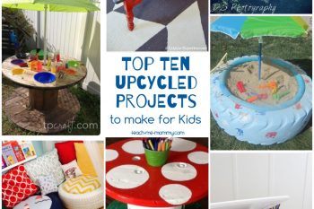 Top Ten Upcycling Projects