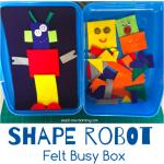 shape robot