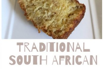 South African Banana Bread