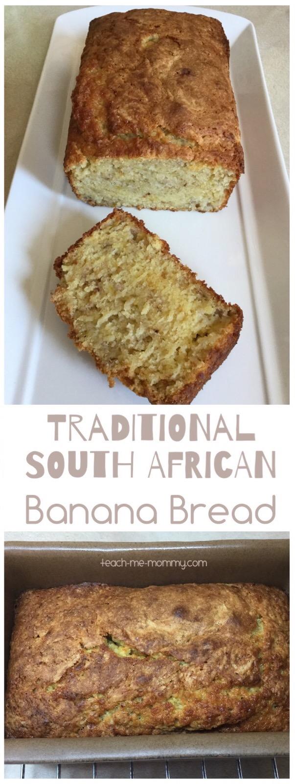 South African Banana Bread