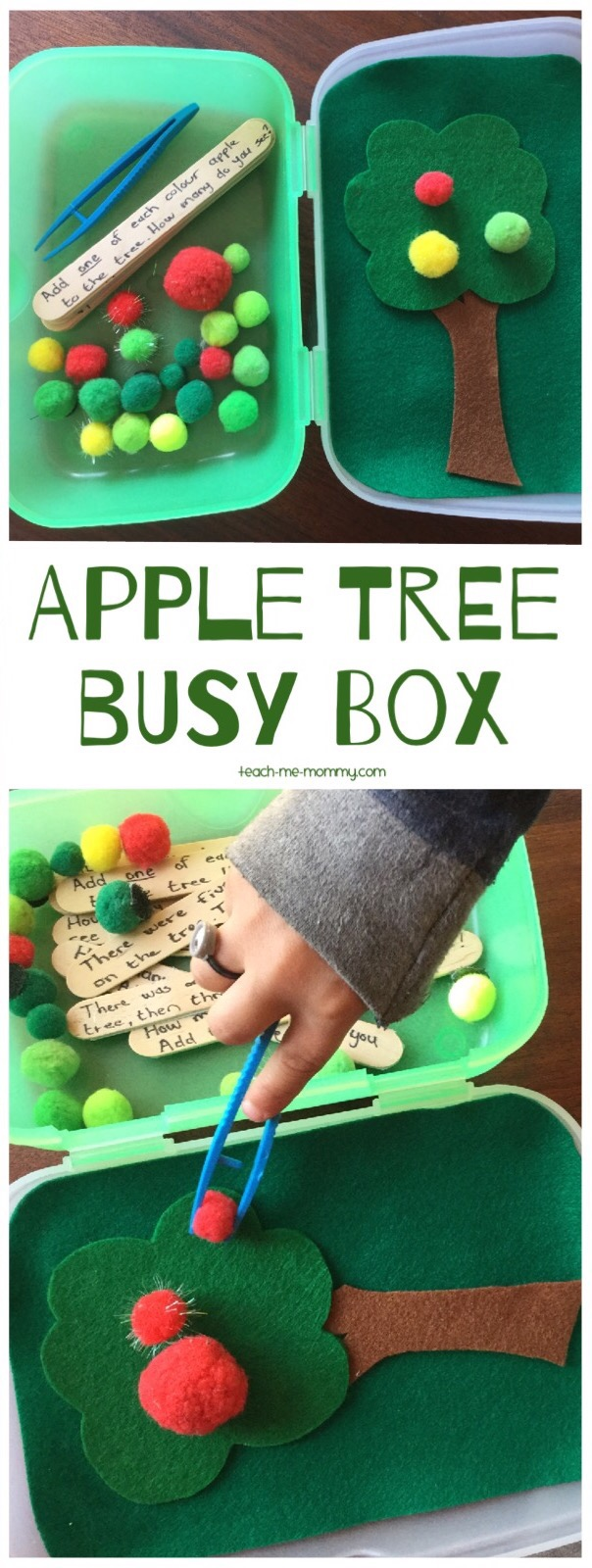 apple tree busy box