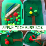 apple busy box