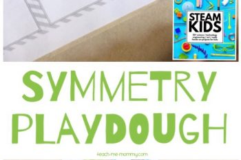 Symmetry Playdough