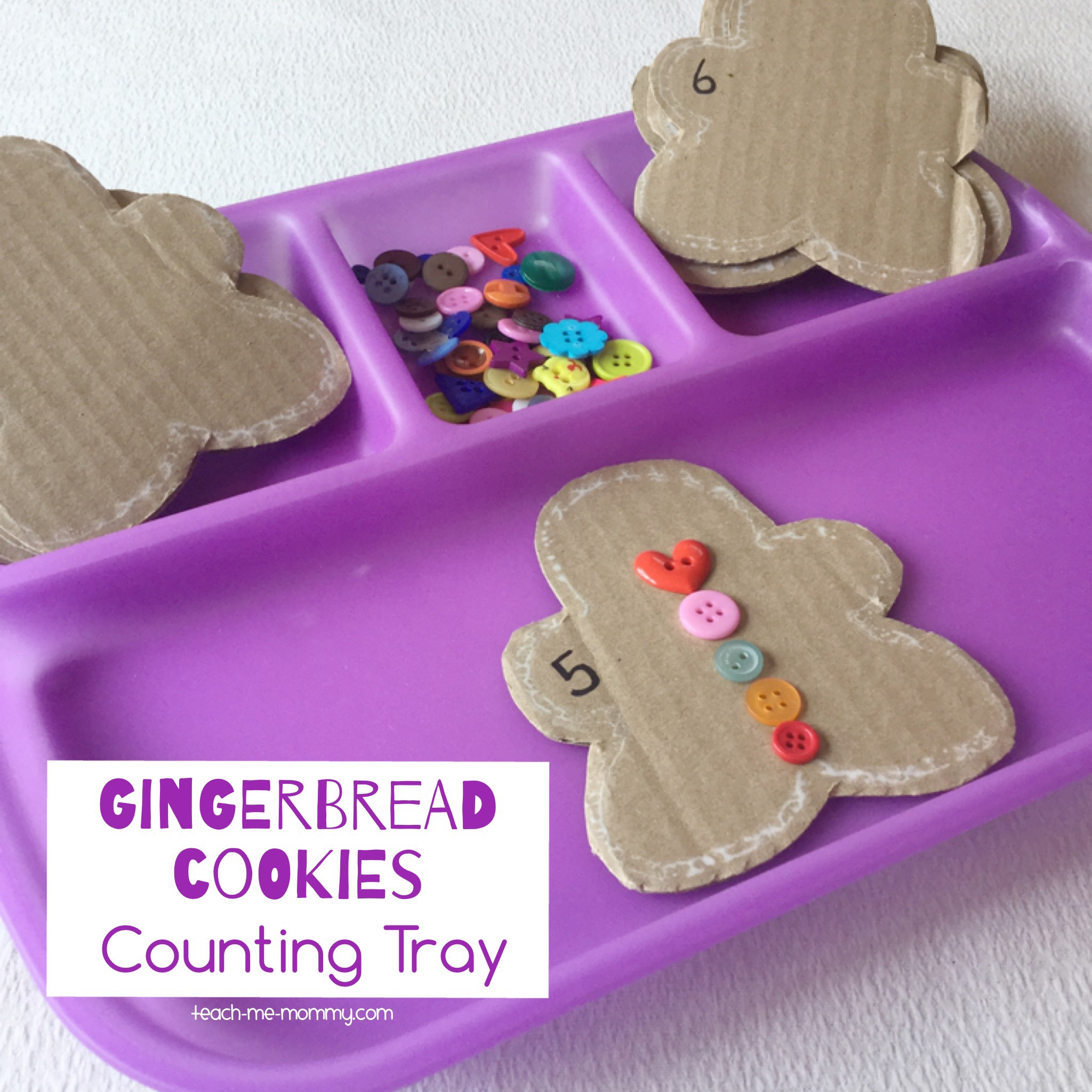 gingerbread cookies tray